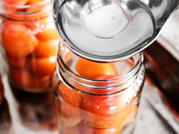 абрикосы в сиропе рецепт как магазинные
