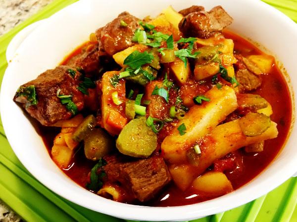 азу по татарски рецепт