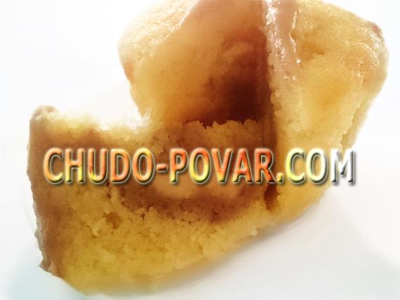 Праздничные маффины (бисквитные) – кулинарный рецепт