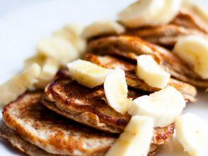 Оладьи банановые