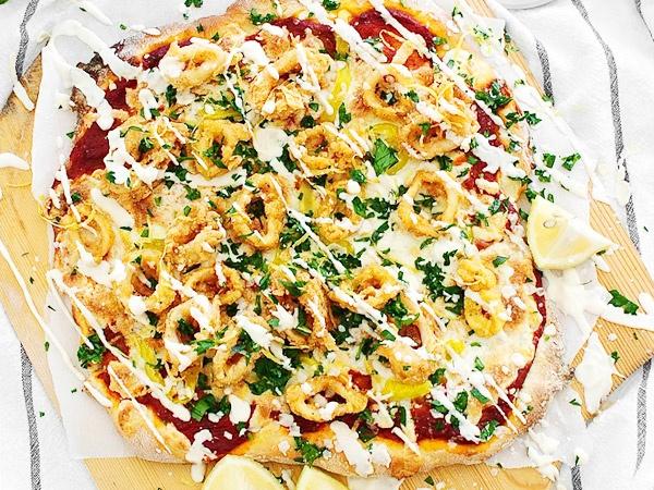 тесто для пиццы в домашних условиях быстрого приготовления