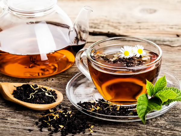 Как заваривать чёрный чай