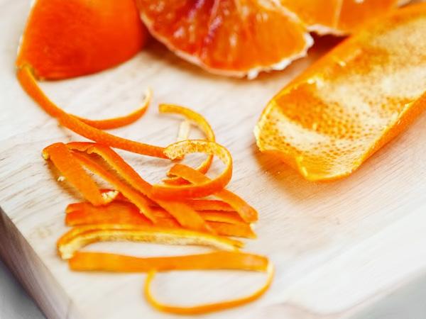 Как сделать цукаты из апельсина в домашних условиях