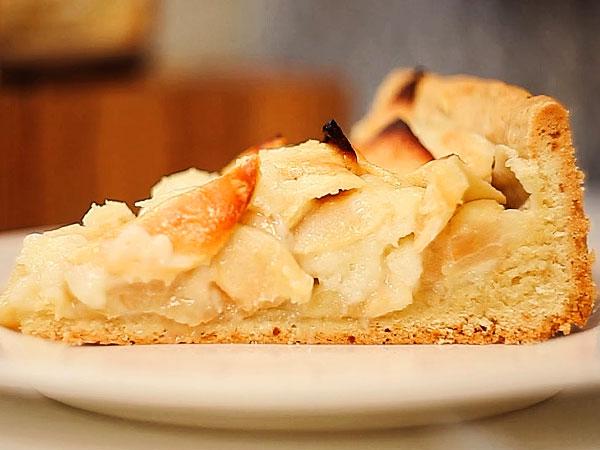 цветаевский яблочный пирог рецепт с фото