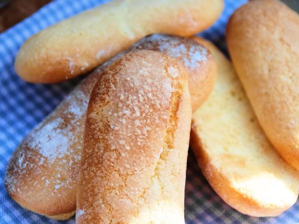 Печенье Дамские пальчики (Савоярди) для Тирамису