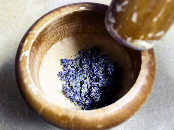 Ингредиенты для приготовления джема из голубики на зиму