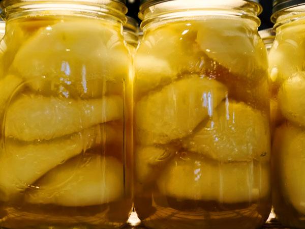 Груши в сиропе на зиму пошаговый рецепт с фото