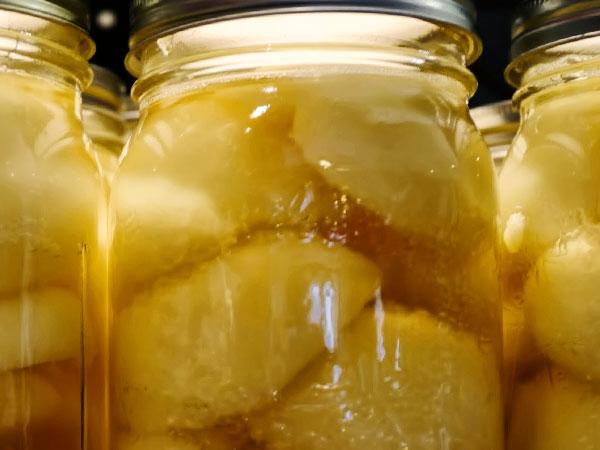 Груша в сиропе рецепт на зиму пошаговый с фото