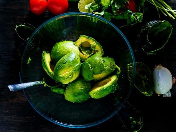 Гуакамоле рецепт классический пошагово с фото