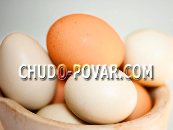 Как варить яйца пошагово
