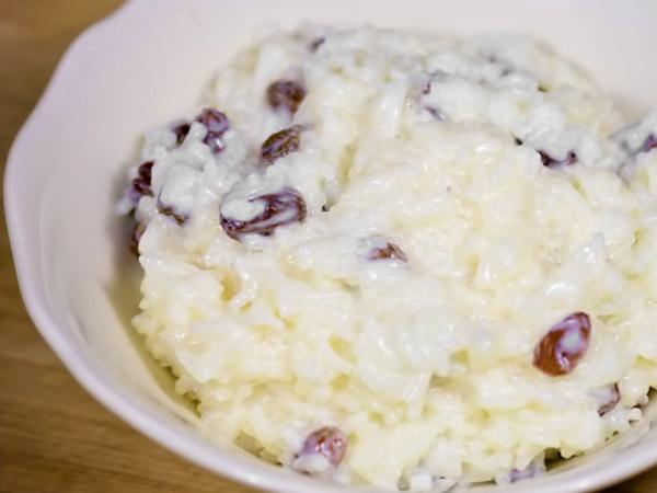 Рисовая каша на молоке пошаговый рецепт с фото