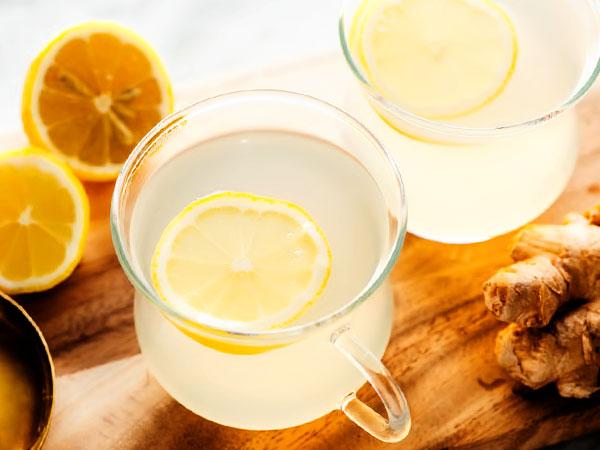 Чай с имбирём рецепт