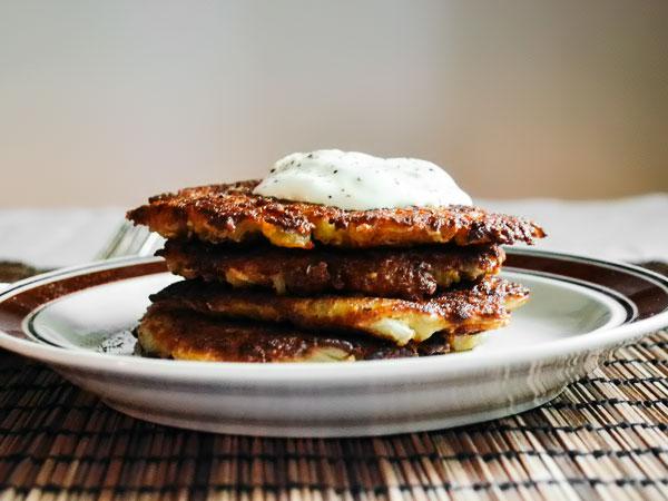 постные картофельные драники без яиц рецепт с фото