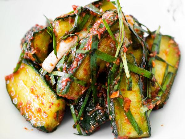 кимчи из огурцов по-корейски рецепт с фото