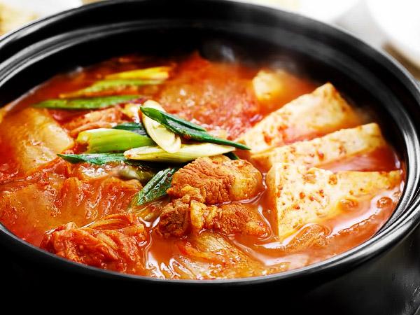 суп кимчи рецепт корейский