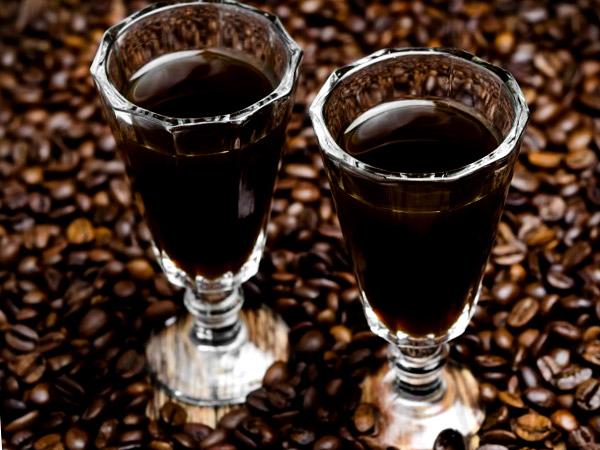 Кофейный ликёр в домашних условиях рецепт с фото