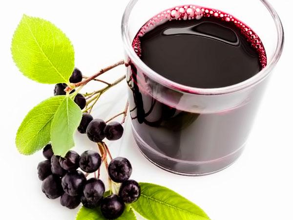 Компот из черноплодной рябины: рецепт с фото