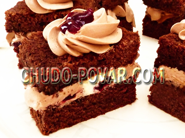 крем для бисквитного торта рецепт с фото