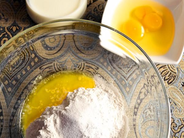фото ингредиенты для блинов на молоке