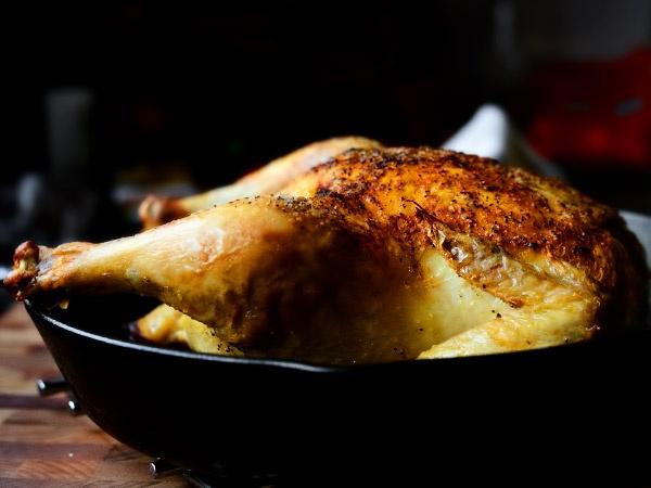 фото курица в духовке с корочкой рецепт приготовления шаг 5