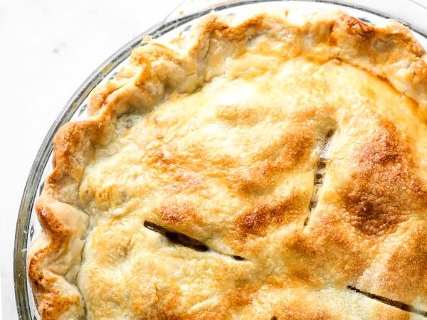приготовление курник с курицей и картошкой рецепт с фото