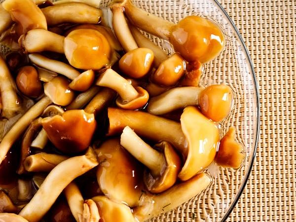 Маринованные опята рецепт на зиму с фото