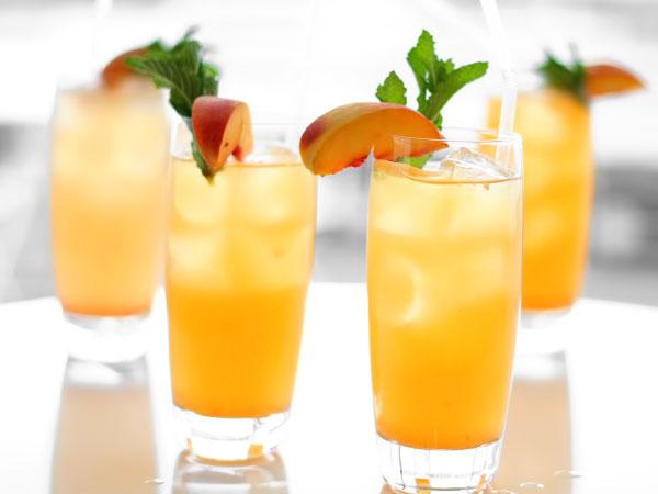 Холодный десертный алкогольный крюшон: рецепт