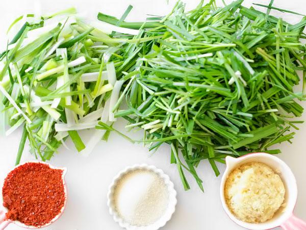Кимчи из огурцов Ои Собаги пошаговый рецепт