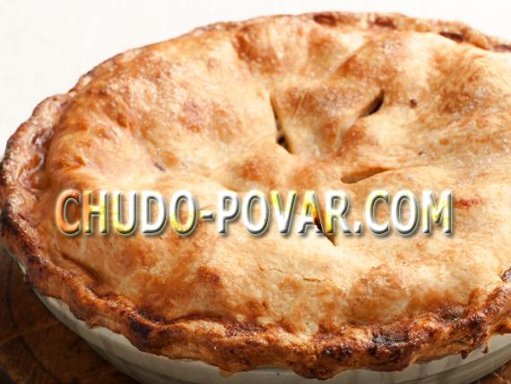 пирог с щавелем рецепт с фото