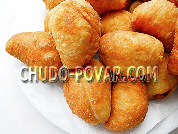 пирожки со щавелем рецепт с фото