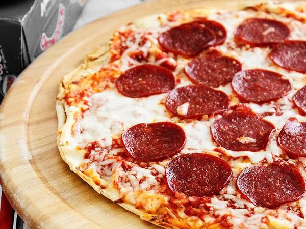 Тесто на молоке для пиццы бездрожжевое - рецепт с фото