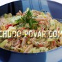 простой салат с ветчиной