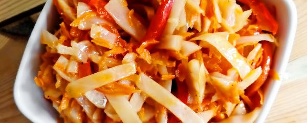 Рецепты солянки на зиму из капусты