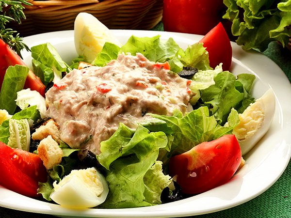 салат из печени трески и яиц рецепт с фото