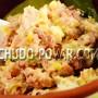 салат из рыбных консервов