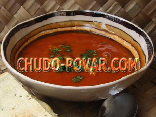 настоящая шурпа из баранины по-узбекски рецепт с фото