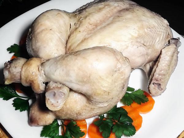 Сколько и как варить курицу