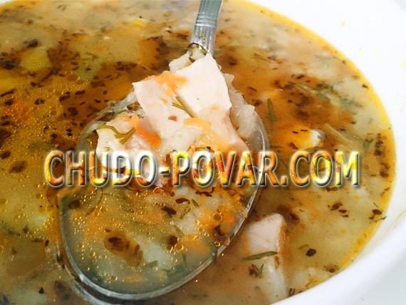 суп харчо из курицы рецепт с фото