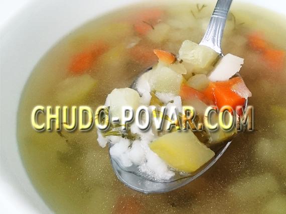 суп из кабачков рецепт супа с фото