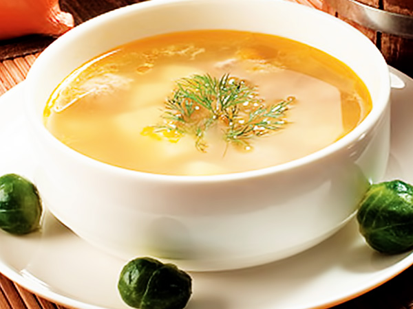 Как сварить куриный суп с вермишелью и картошкой без зажарки рецепт