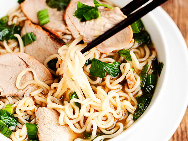 суп рамен рецепт японский