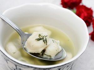 Суп с пельменями: рецепт с фото