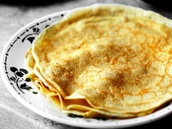 фото тесто для блинов на молоке рецепт классический