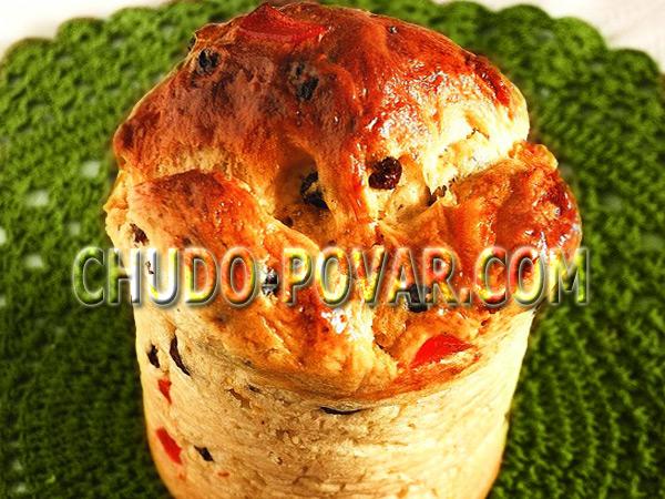 Тесто для куличей на Пасху рецепт с фото