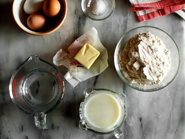 Тонкие блинчики на молоке пошаговый рецепт с фото