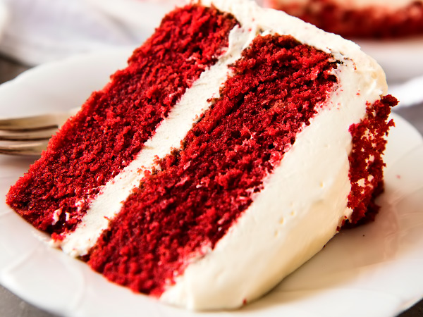 Торт красный бархат рецепт на кефире в домашних условиях