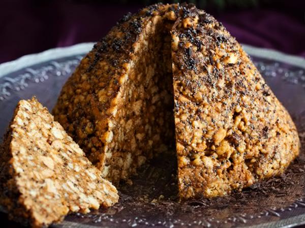 Торт муравейник из печенья без выпечки рецепт