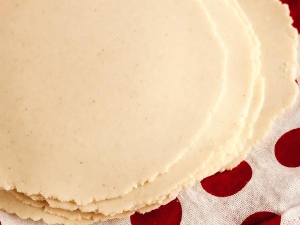 фото кукурузные лепёшки тортильяс рецепт шаг 4