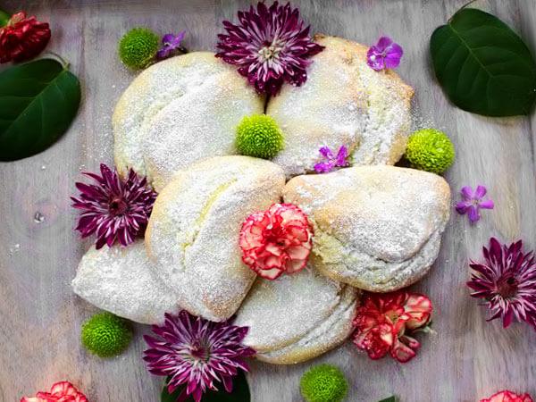 Печенье из творога Ракушки