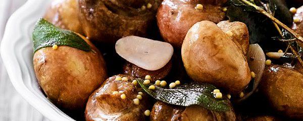 Универсальный маринад для любых грибов